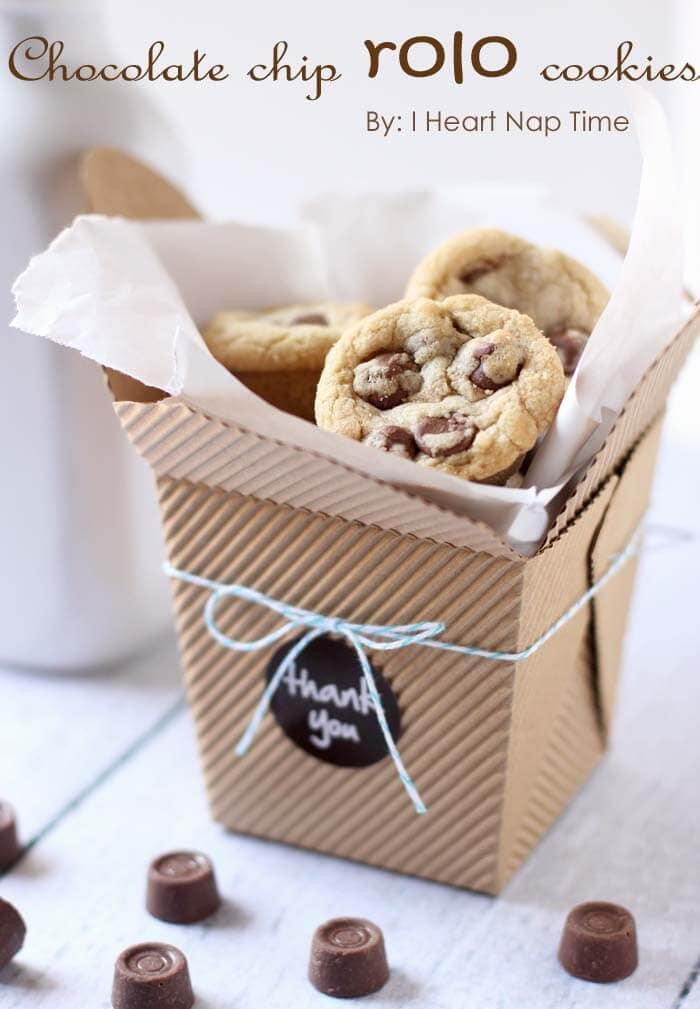 Best ideas about Cookie Gift Ideas . Save or Pin 25 fabulous homemade ts I Heart Nap Time Now.