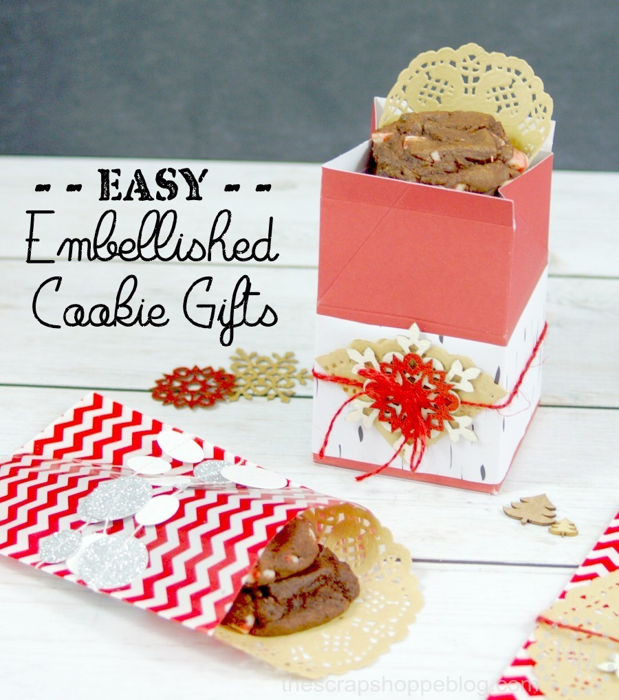 Best ideas about Cookie Gift Ideas . Save or Pin cookie ts Now.