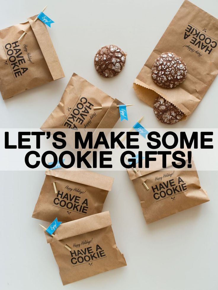 Best ideas about Cookie Gift Ideas . Save or Pin cookie ts DOOR GIFT IDEAS Now.