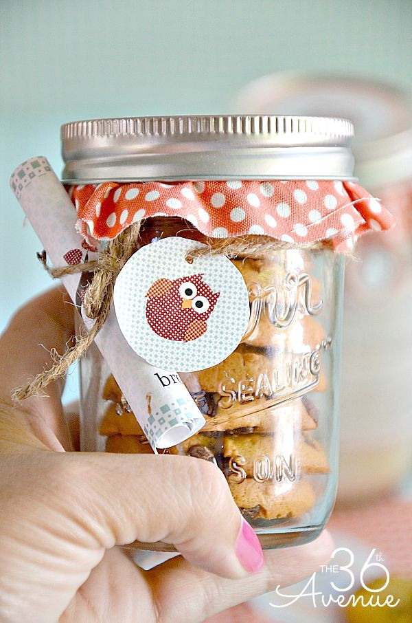 Best ideas about Cookie Gift Ideas . Save or Pin 37 best Cute winter t ideas images on Pinterest Now.
