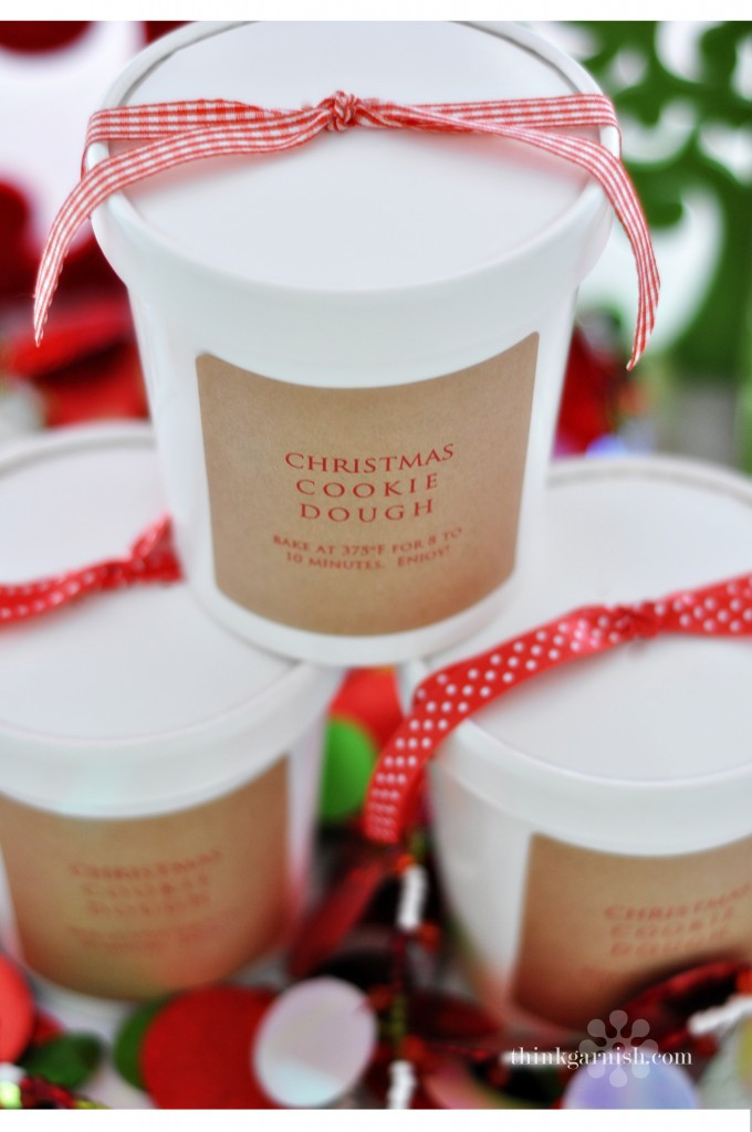 Best ideas about Cookie Gift Ideas . Save or Pin Too Stinkin Cute Day 12 Neighbor Gift Ideas Now.