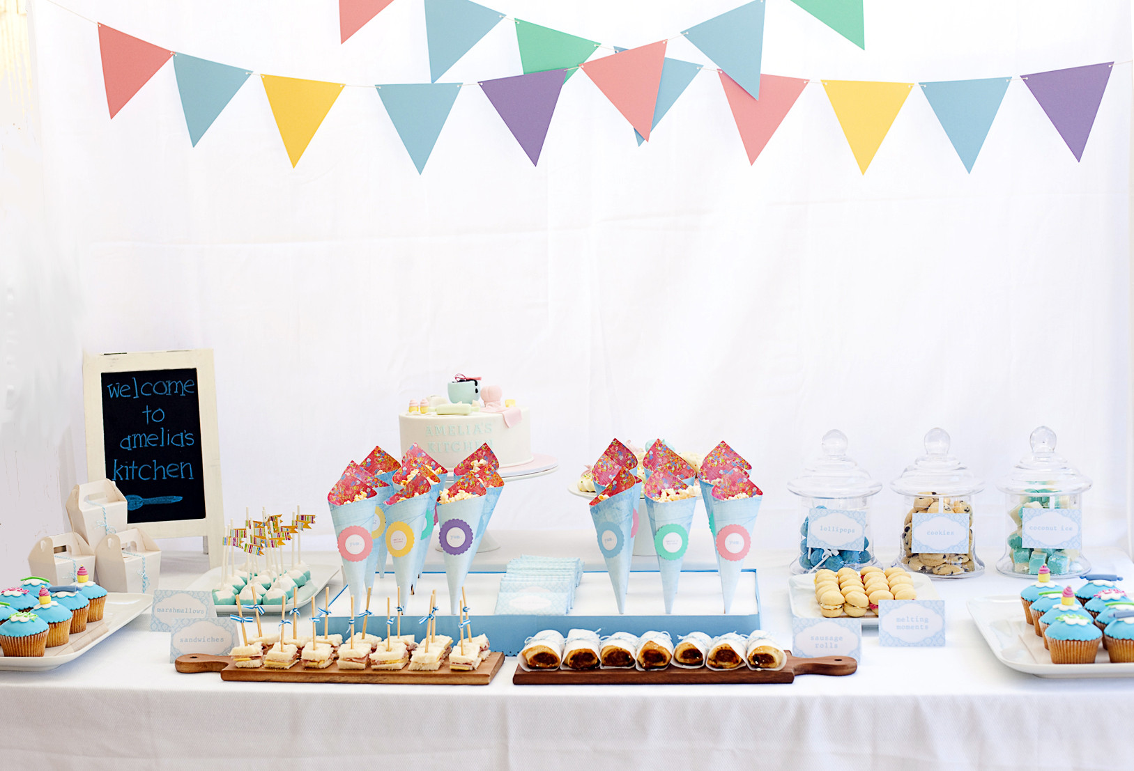 Best ideas about Cooking Birthday Party . Save or Pin Real Parties Cooking in Style Now.