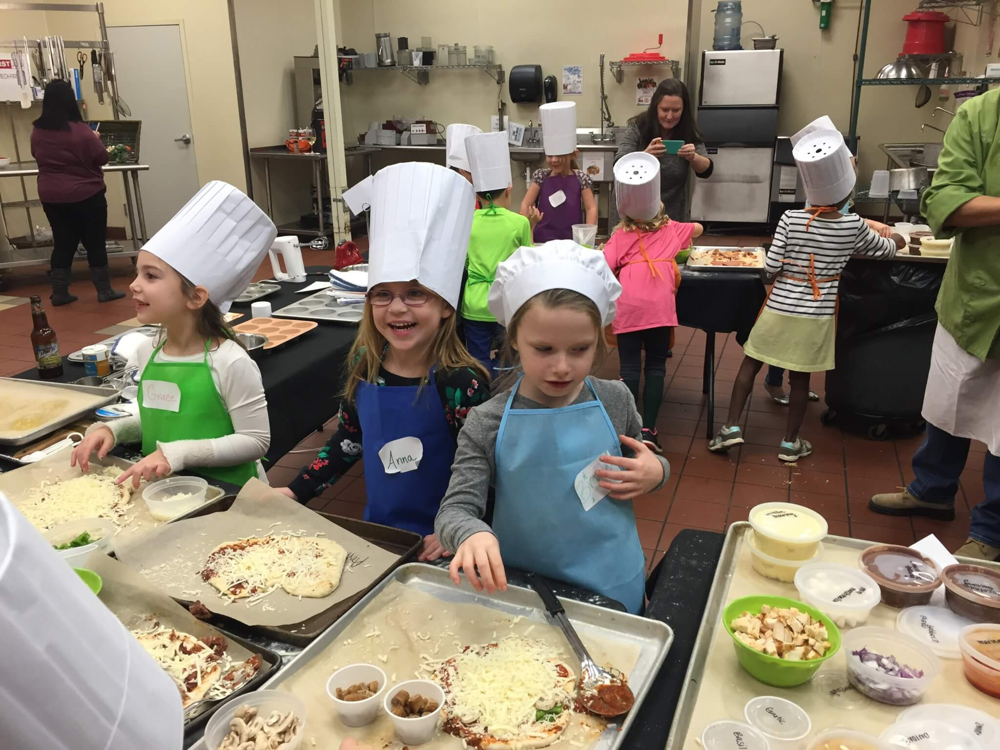 Best ideas about Cooking Birthday Party . Save or Pin Team Building with Taste Atlanta and Dallas Now.