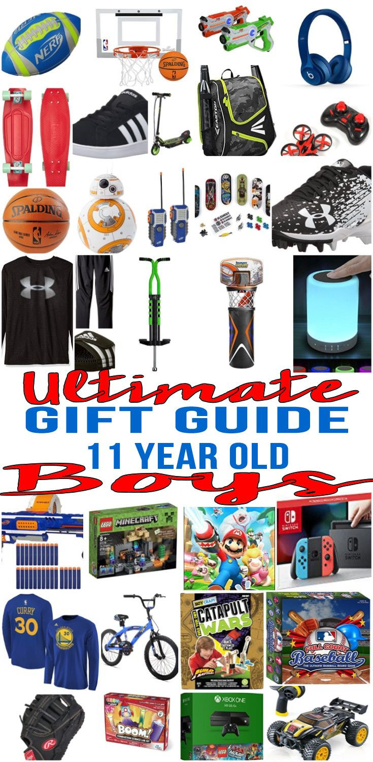 Best ideas about Cool Birthday Gifts For 11 Year Olds . Save or Pin Best Gifts For 11 Year Old Boys Gift Guides Now.