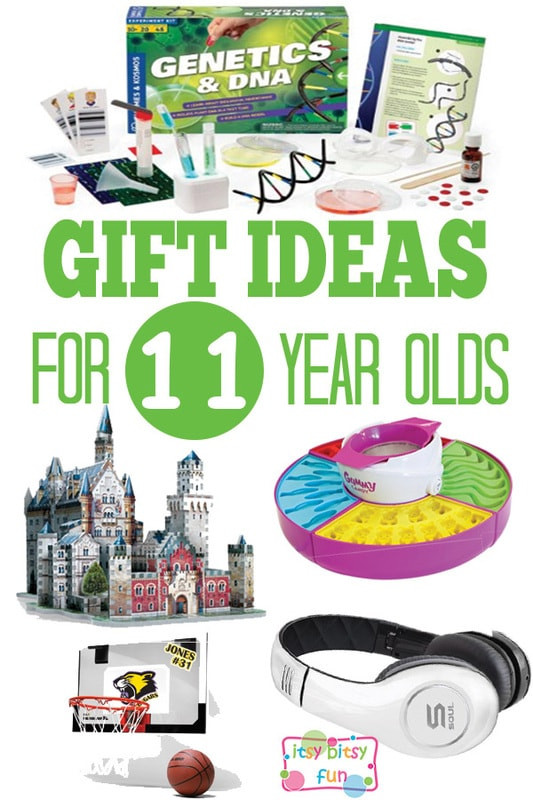 Best ideas about Cool Birthday Gifts For 11 Year Olds . Save or Pin Gifts for 11 Year Olds Itsy Bitsy Fun Now.