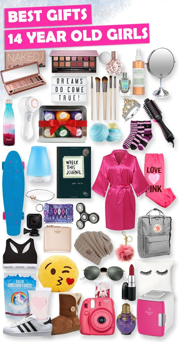 Best ideas about Cool Birthday Gifts For Girls . Save or Pin Gifts for 14 Year Old Girls Now.