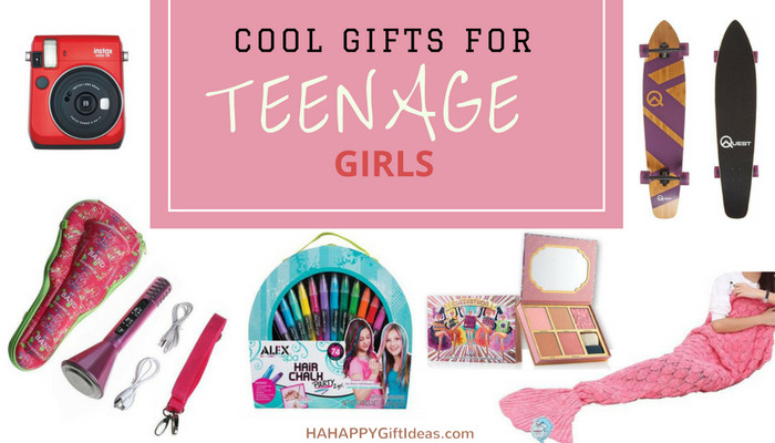 Best ideas about Cool Birthday Gifts For Girls . Save or Pin HAHAPPY Gift Ideas Now.
