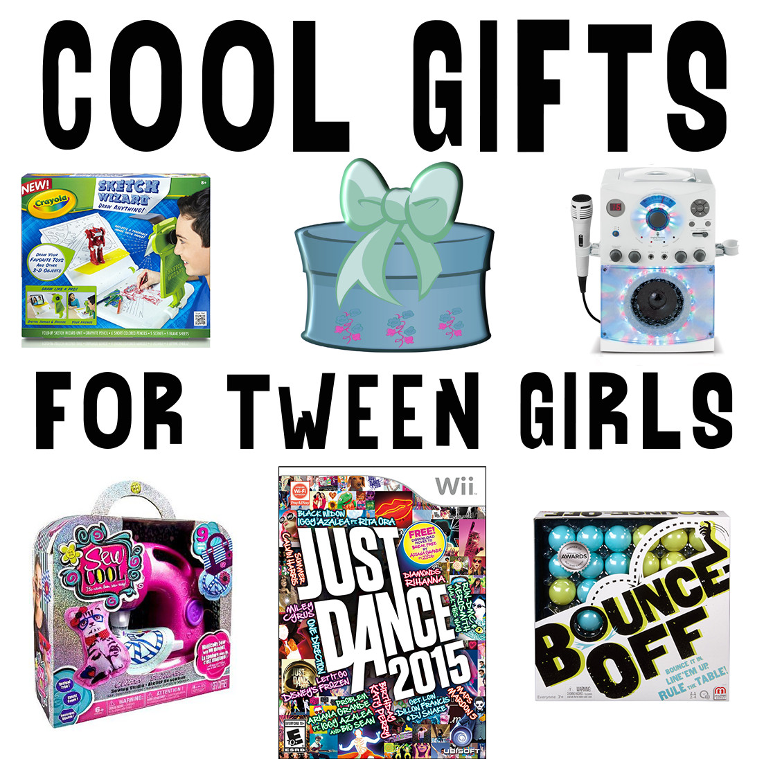 Best ideas about Cool Birthday Gifts For Girls . Save or Pin Gift Ideas For Tween Girls They Will Love 2017 Christmas Now.