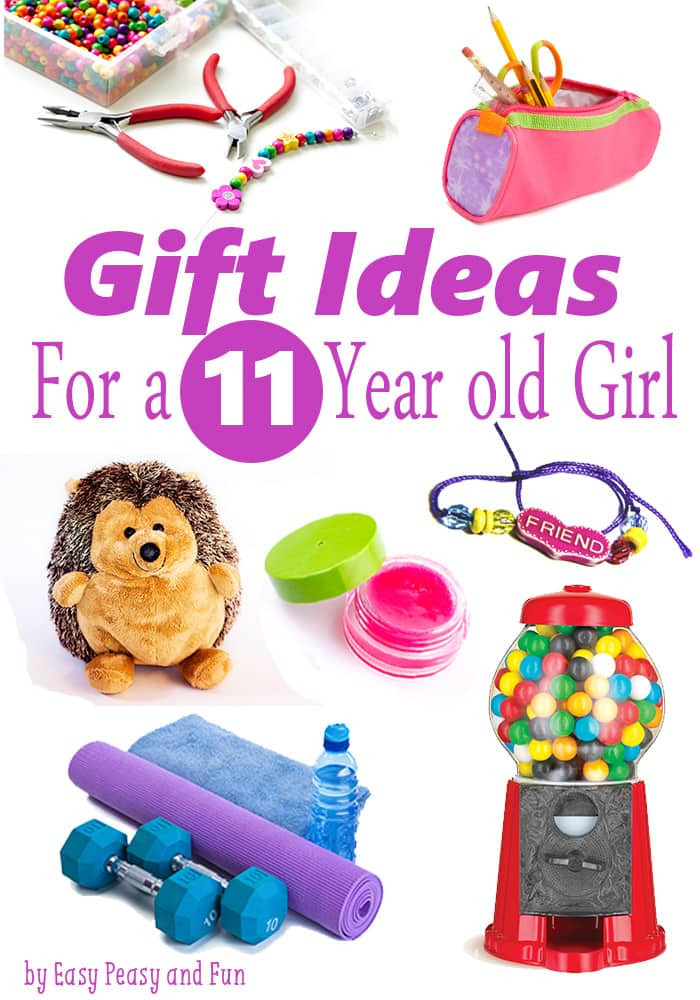 Best ideas about Cool Birthday Gifts For Girls . Save or Pin Best Gifts for a 11 Year Old Girl Easy Peasy and Fun Now.