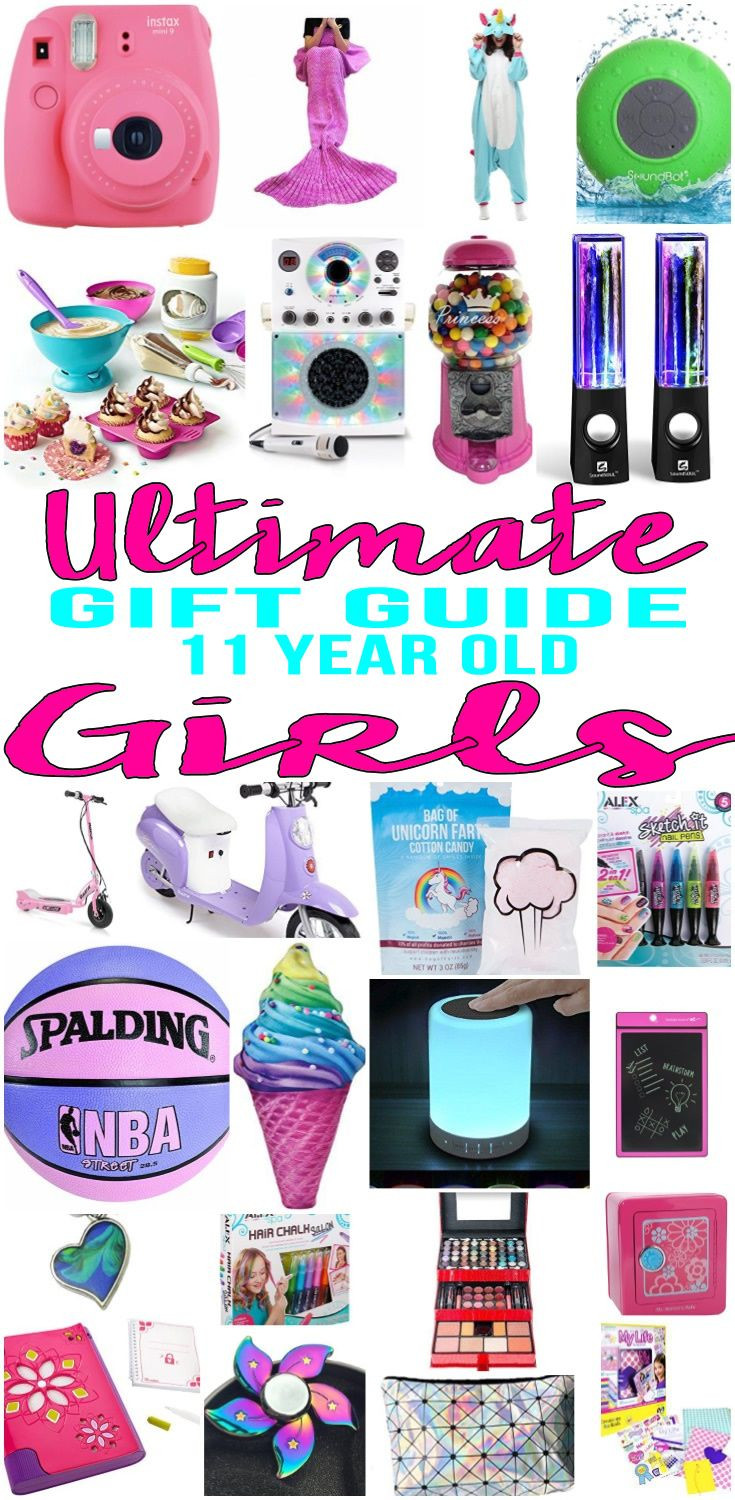 Best ideas about Cool Birthday Gifts For Girls . Save or Pin Top Gifts 11 Year Old Girls Will Love Now.