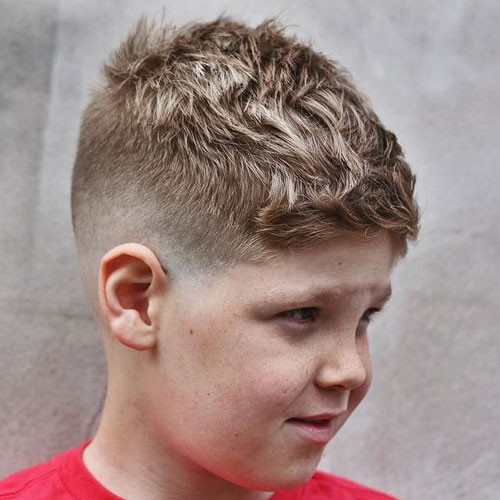Best ideas about Cool Boys Hairstyles 2019 . Save or Pin 25 Cool Boys Haircuts 2019 Now.
