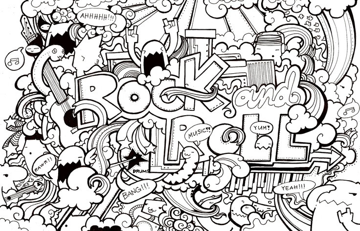 Best ideas about Cool Coloring Pages For Kids Free . Save or Pin coloring page for older kids you know the ones who think Now.