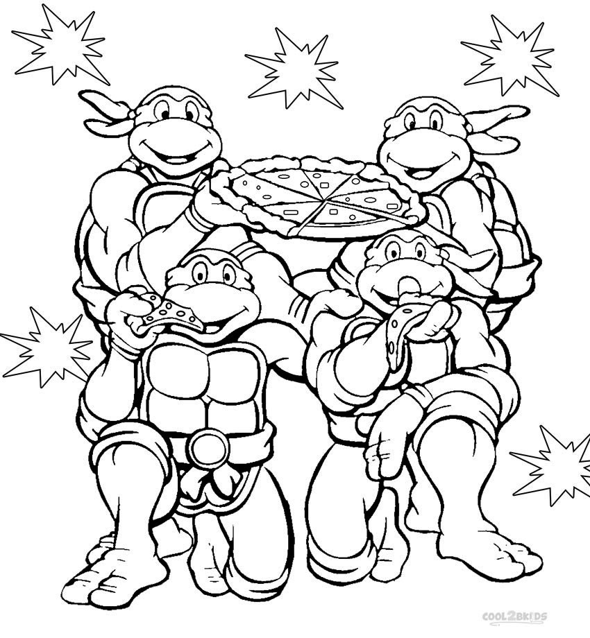 Best ideas about Cool Coloring Pages For Kids Free . Save or Pin Printable Nickelodeon Coloring Pages For Kids Now.