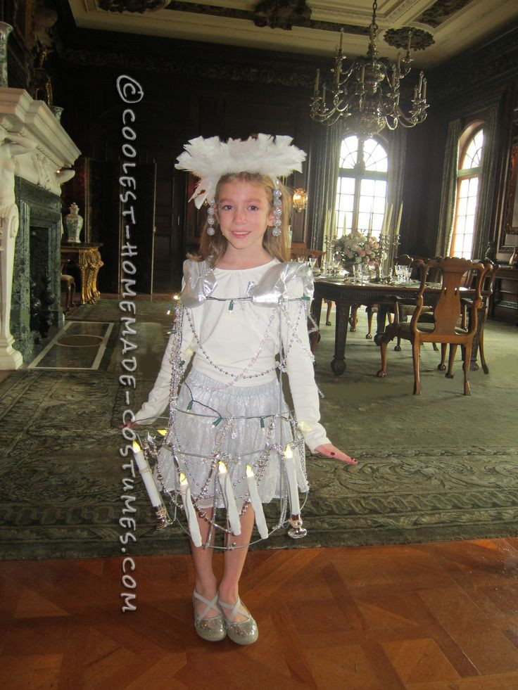 Best ideas about Cool DIY Costumes . Save or Pin Cool DIY Costume Idea My Bright Daughter The Chandelier Now.