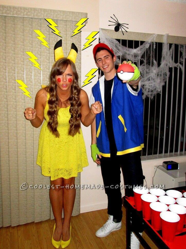 Best ideas about Cool DIY Costumes . Save or Pin 10 Halloween Costumes for Nauseatingly Adorable Couples Now.