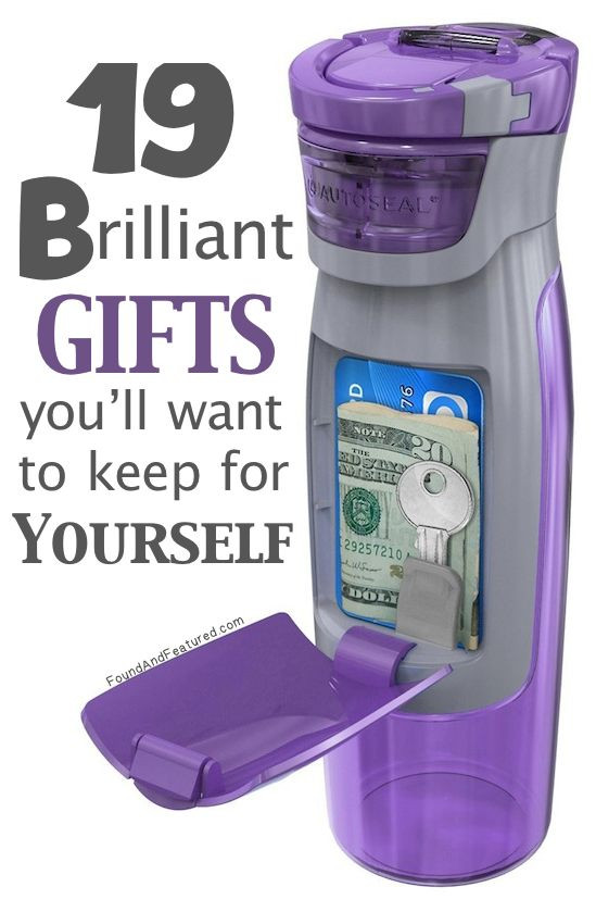 Best ideas about Cool Gift Ideas . Save or Pin 19 Brilliant Gifts You'll Want To Keep For Yourself Now.