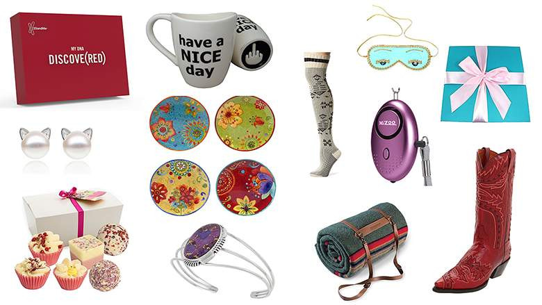 Best ideas about Cool Gift Ideas For Women . Save or Pin Top 30 Best Unique Christmas Gifts for Women 2017 Now.