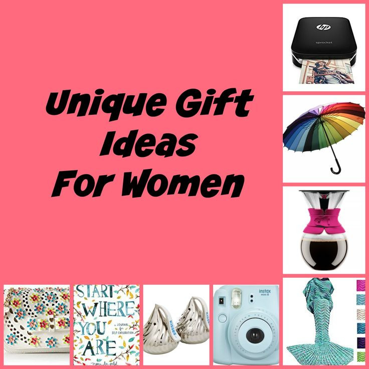 Best ideas about Cool Gift Ideas For Women . Save or Pin Best 20 Unique Gifts For Women ideas on Pinterest Now.