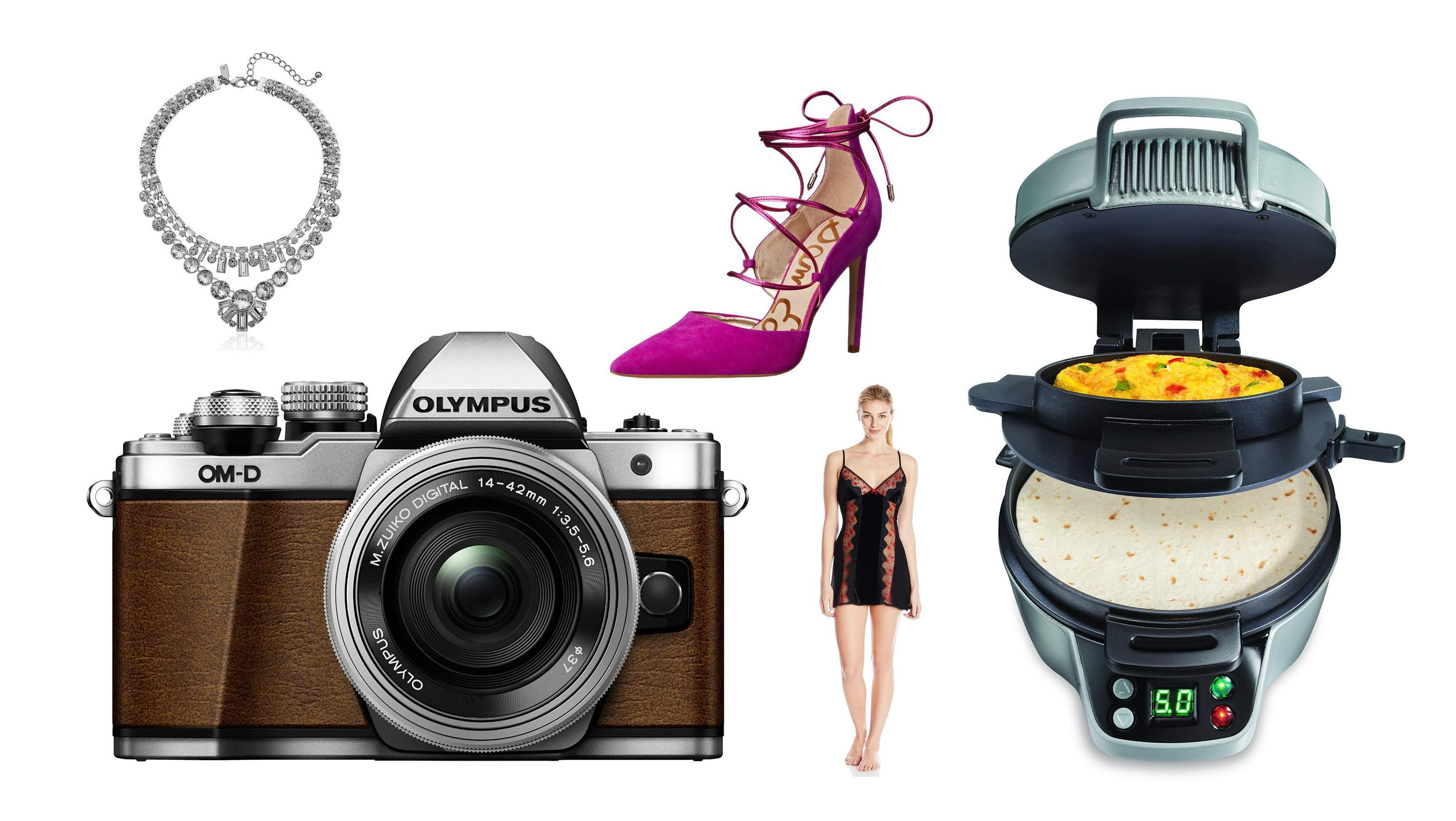 Best ideas about Cool Gift Ideas For Women . Save or Pin Top 101 Best Gift Ideas for Your Wife The Ultimate List Now.