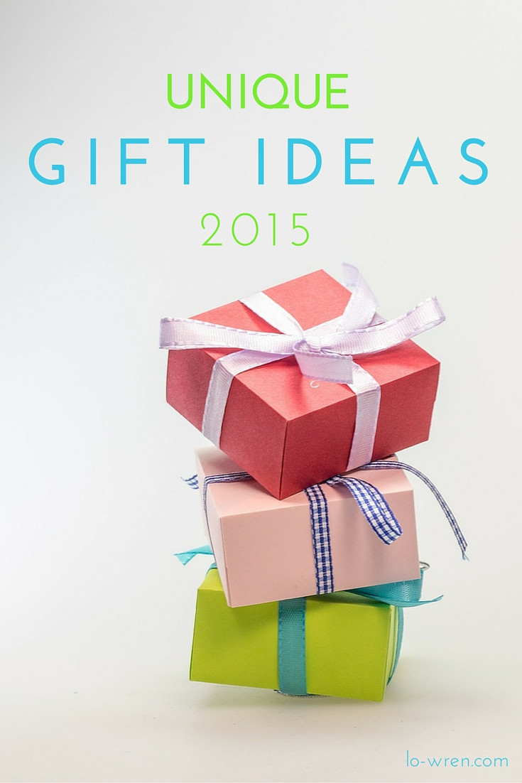 Best ideas about Cool Gift Ideas . Save or Pin Unique Gift Ideas for 2015 Now.