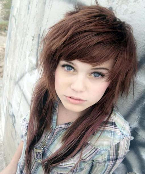 Best ideas about Cool Haircuts For Teen Girls . Save or Pin Cool Hairstyles for Teenage Girls meet fashion requirements Now.