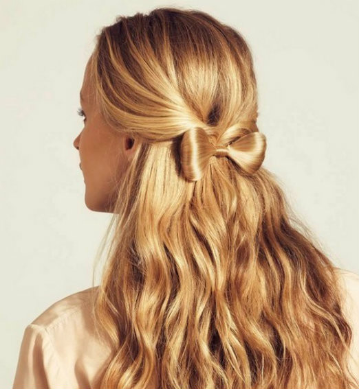 Best ideas about Cool Hairstyles Girl . Save or Pin Cool Hairstyle for Girls with Hair Bow Styles Latest Now.