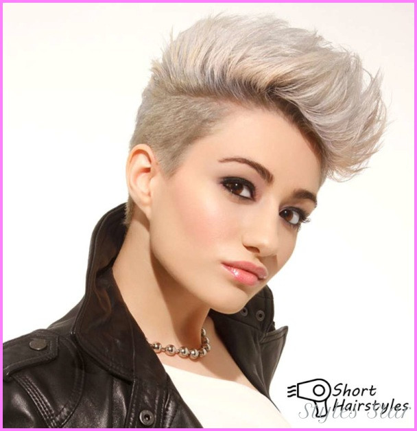 Best ideas about Cool Hairstyles Girl . Save or Pin COOL HAIRCUTS FOR GIRLS WITH SHORT HAIR StylesStar Now.
