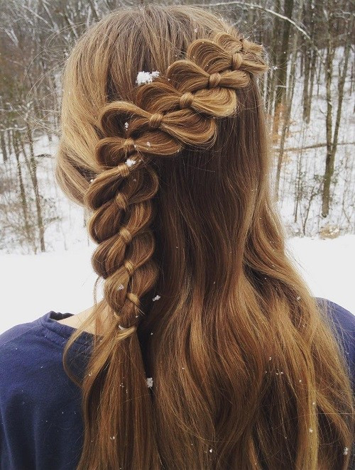 Best ideas about Cool Hairstyles Girl . Save or Pin 40 Cute and Cool Hairstyles for Teenage Girls Now.