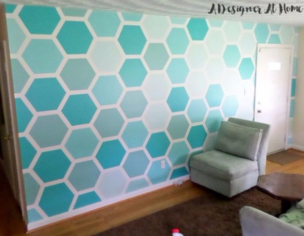 Best ideas about Cool Patterns To Paint . Save or Pin 34 Cool Ways to Paint Walls DIY Projects for Teens Now.
