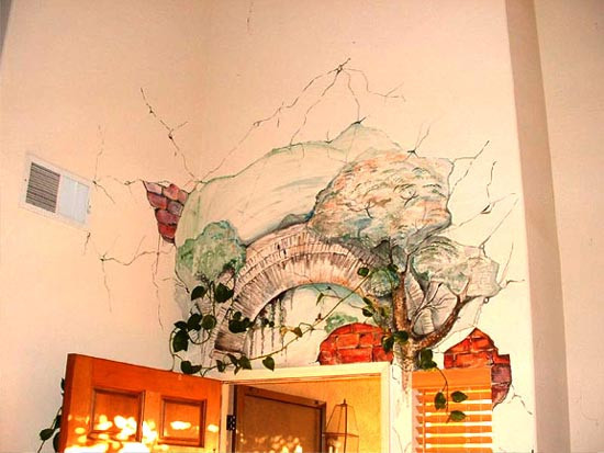 Best ideas about Cool Patterns To Paint . Save or Pin fashion guide cool design for wall painting Now.
