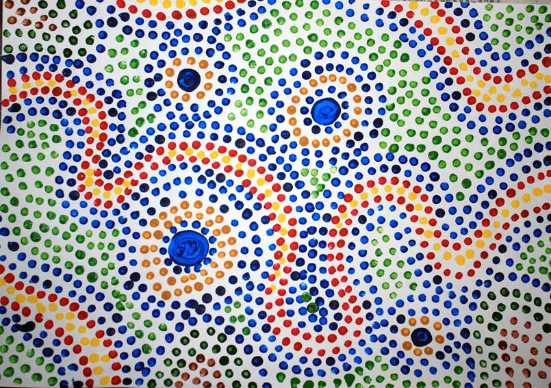 Best ideas about Cool Patterns To Paint . Save or Pin Paper Crafts for Children Art and Decorated Paper Now.