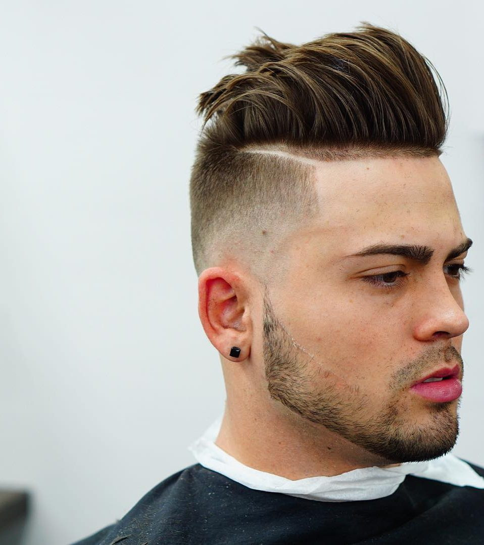 Best ideas about Cool Undercut Hairstyles . Save or Pin The Best Fade Haircuts For Men 33 Styles 2019 Now.