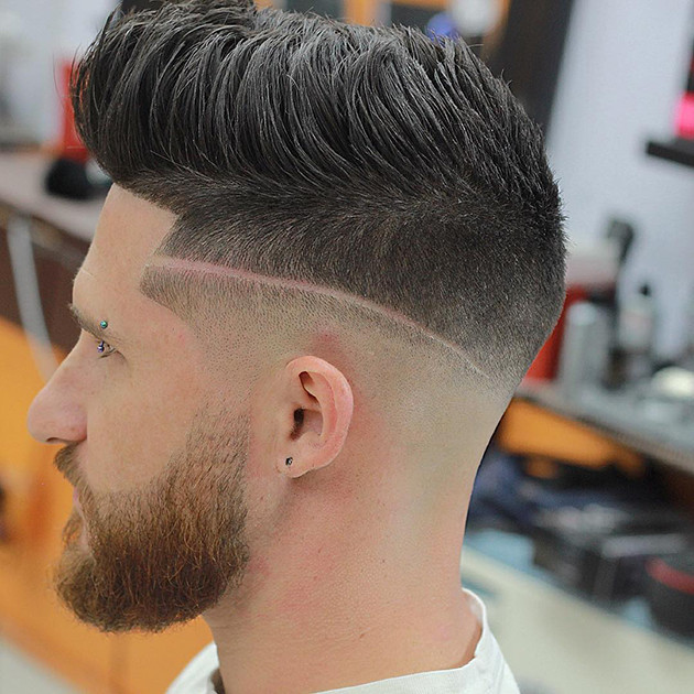 Best ideas about Cool Undercut Hairstyles . Save or Pin 27 coiffures absolument magnifiques pour hommes Trend Zone Now.