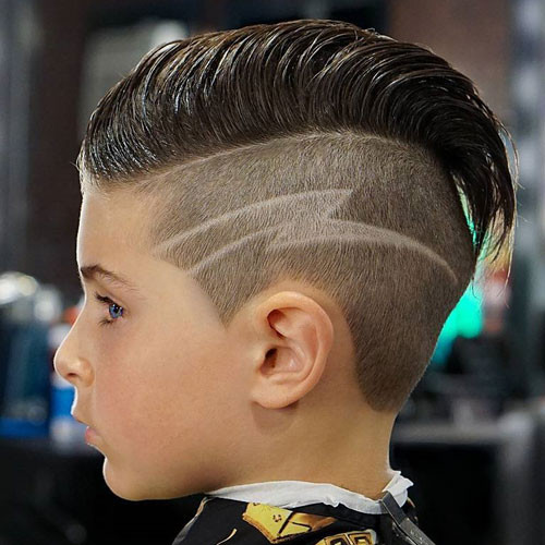 Best ideas about Cool Undercut Hairstyles . Save or Pin 35 Best Baby Boy Haircuts 2019 Guide Now.