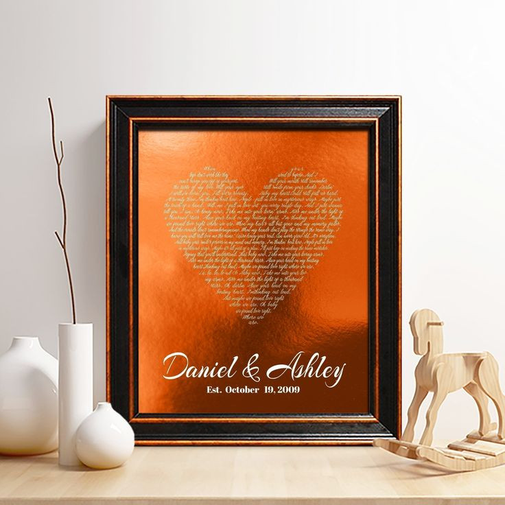 Best ideas about Copper Gift Ideas . Save or Pin The 25 best Copper anniversary ts ideas on Pinterest Now.