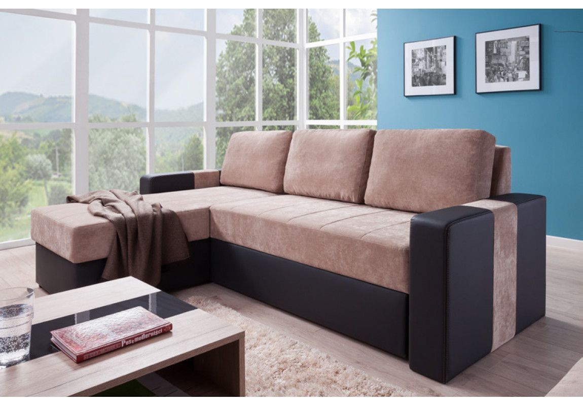 Best ideas about Corner Sofa Bed . Save or Pin Adel Corner Sofa Bed Adel Now.