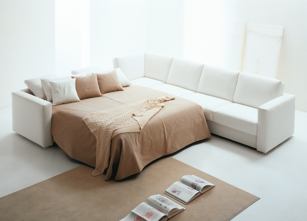 Best ideas about Corner Sofa Bed . Save or Pin Squadroletto Corner Sofa Bed Modern Sofa Beds Now.