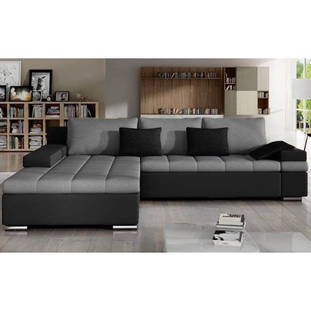 Best ideas about Corner Sofa Bed . Save or Pin Corner Sofa Bed BANGKOK with Storage Container Faux Now.