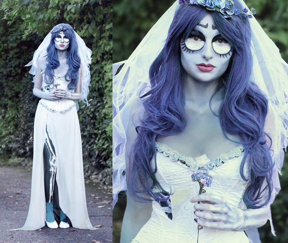 Best ideas about Corpse Bride Costume DIY . Save or Pin Spookbook X Blackmilk Halloween Costume Contest Winners Now.