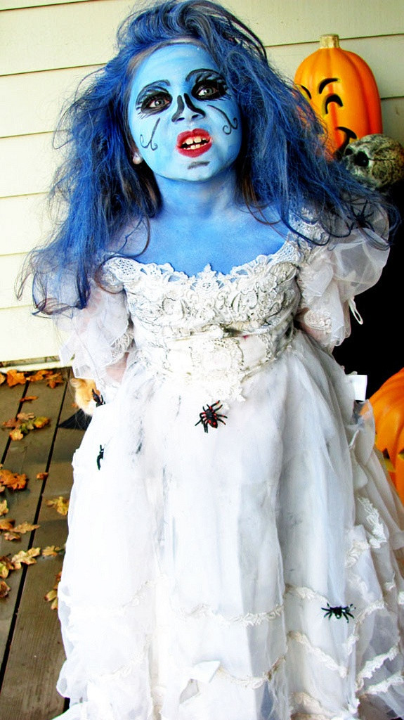 Best ideas about Corpse Bride Costume DIY . Save or Pin Hollan halloween Corpse Bride holiday Pinterest Now.