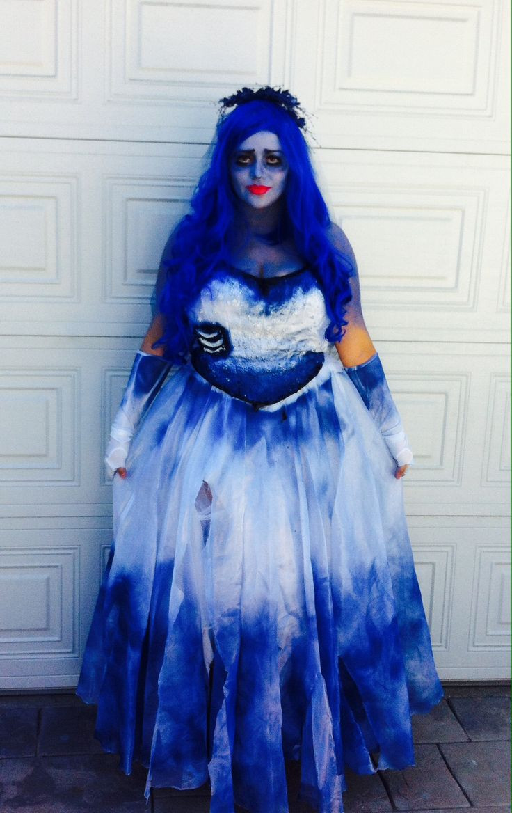 Best ideas about Corpse Bride Costume DIY . Save or Pin Pinterest • The world's catalog of ideas Now.