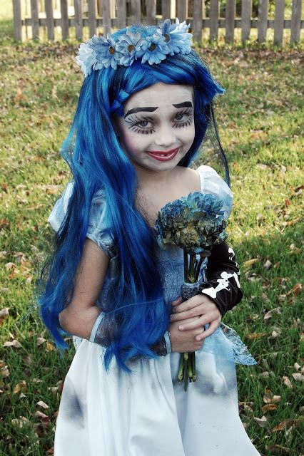 Best ideas about Corpse Bride Costume DIY . Save or Pin The Corpse Bride Costume Tutorial Kids DIY Now.