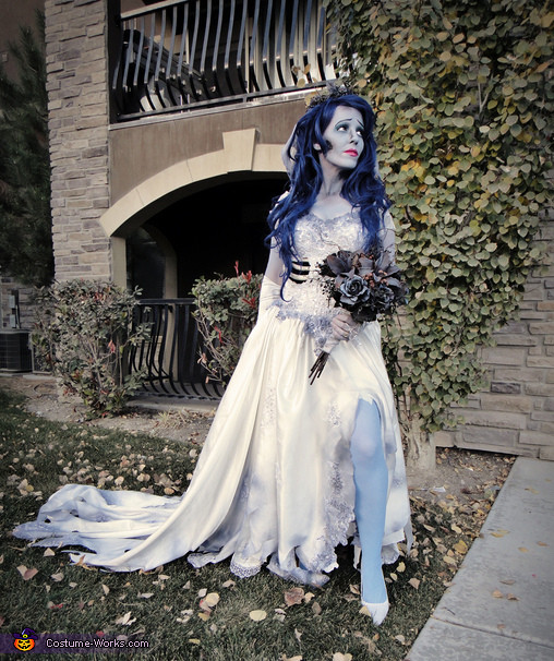Best ideas about Corpse Bride Costume DIY . Save or Pin Tim Burton s Corpse Bride Costume Now.