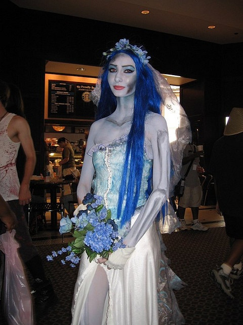 Best ideas about Corpse Bride Costume DIY . Save or Pin 25 best ideas about Corpse Bride Costume on Pinterest Now.