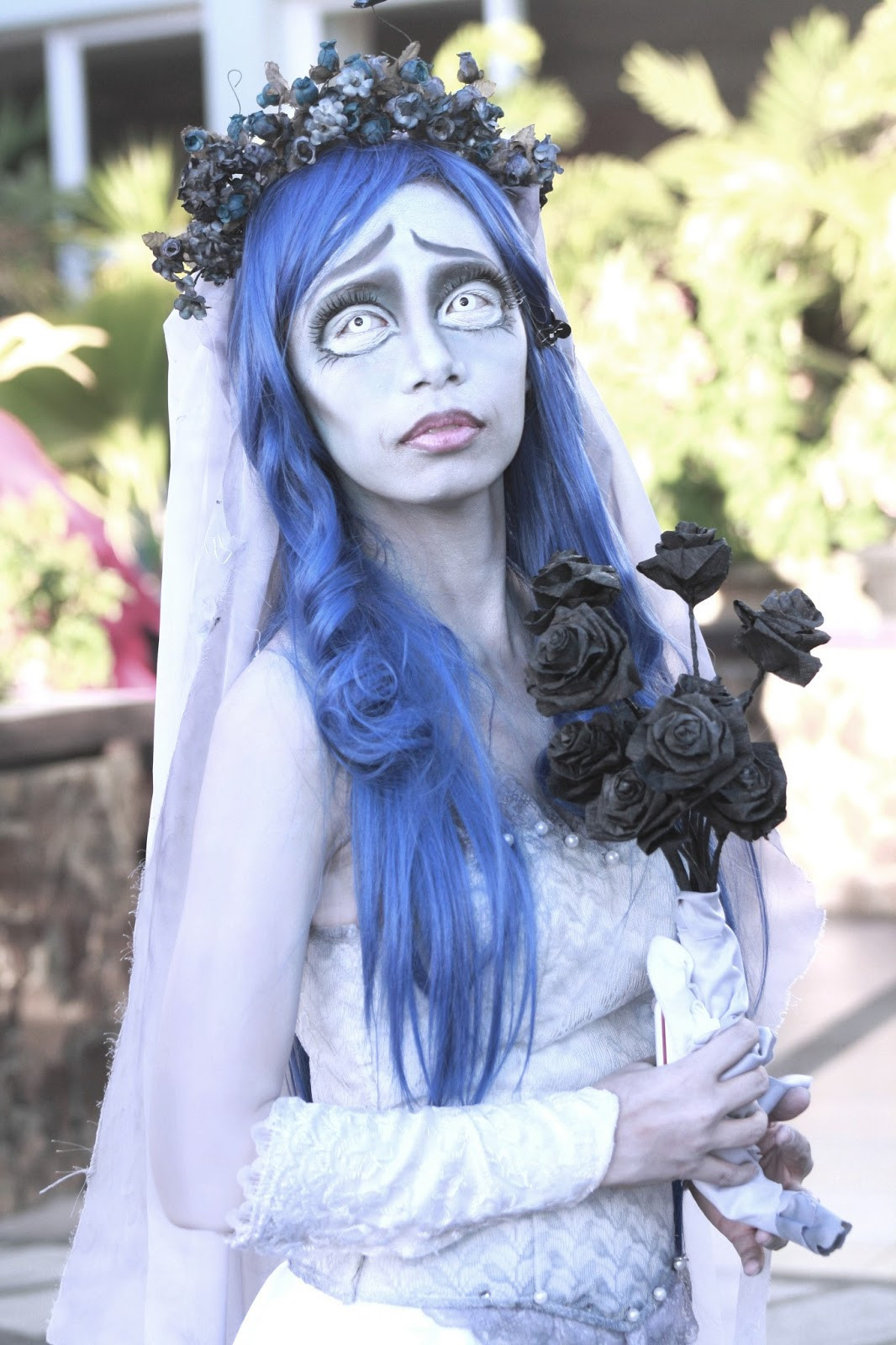 Best ideas about Corpse Bride Costume DIY . Save or Pin oishari DIY Corpse Bride Cosplay Now.