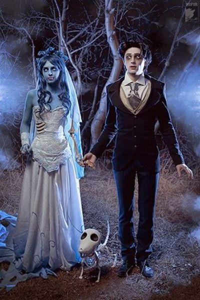 Best ideas about Corpse Bride Costume DIY . Save or Pin Corpse Bride Costume DIY halloween time Juxtapost Now.