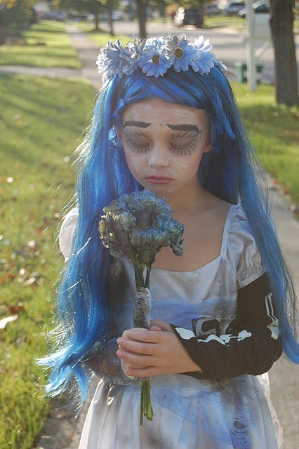 Best ideas about Corpse Bride Costume DIY . Save or Pin DIY Halloween Costumes Now.