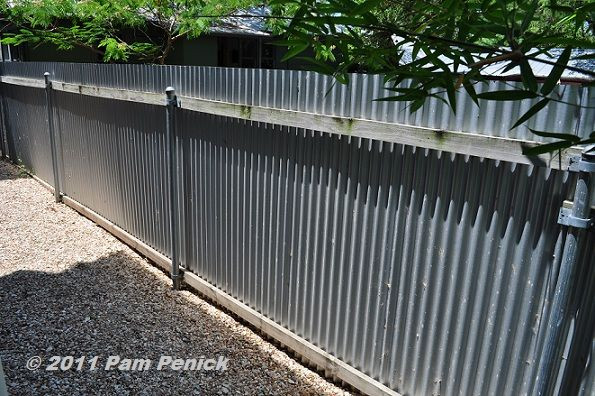 Best ideas about Corrugated Metal Fence DIY . Save or Pin 25 best ideas about Corrugated Metal Fence on Pinterest Now.