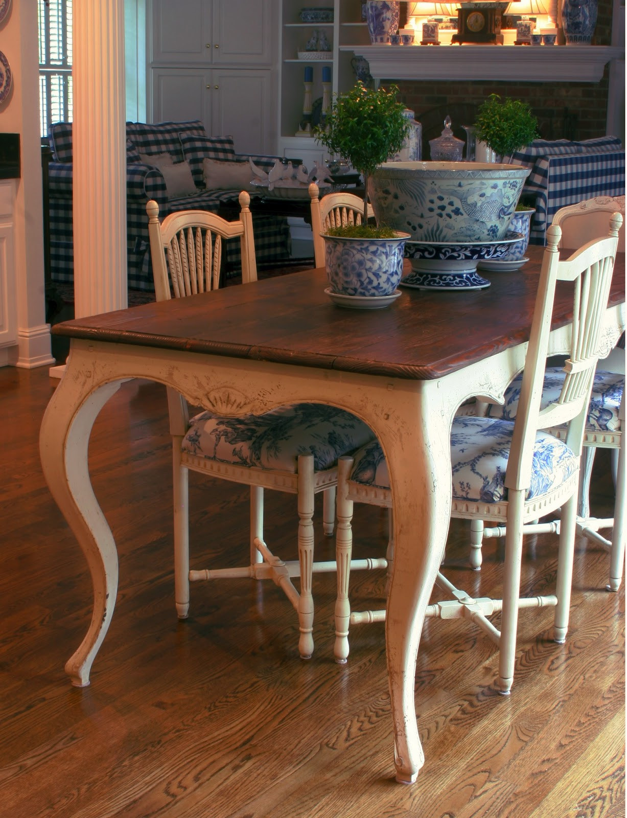 Best ideas about Country Dining Table . Save or Pin Inventia Design Custom Furniture 500 French Provincial Now.
