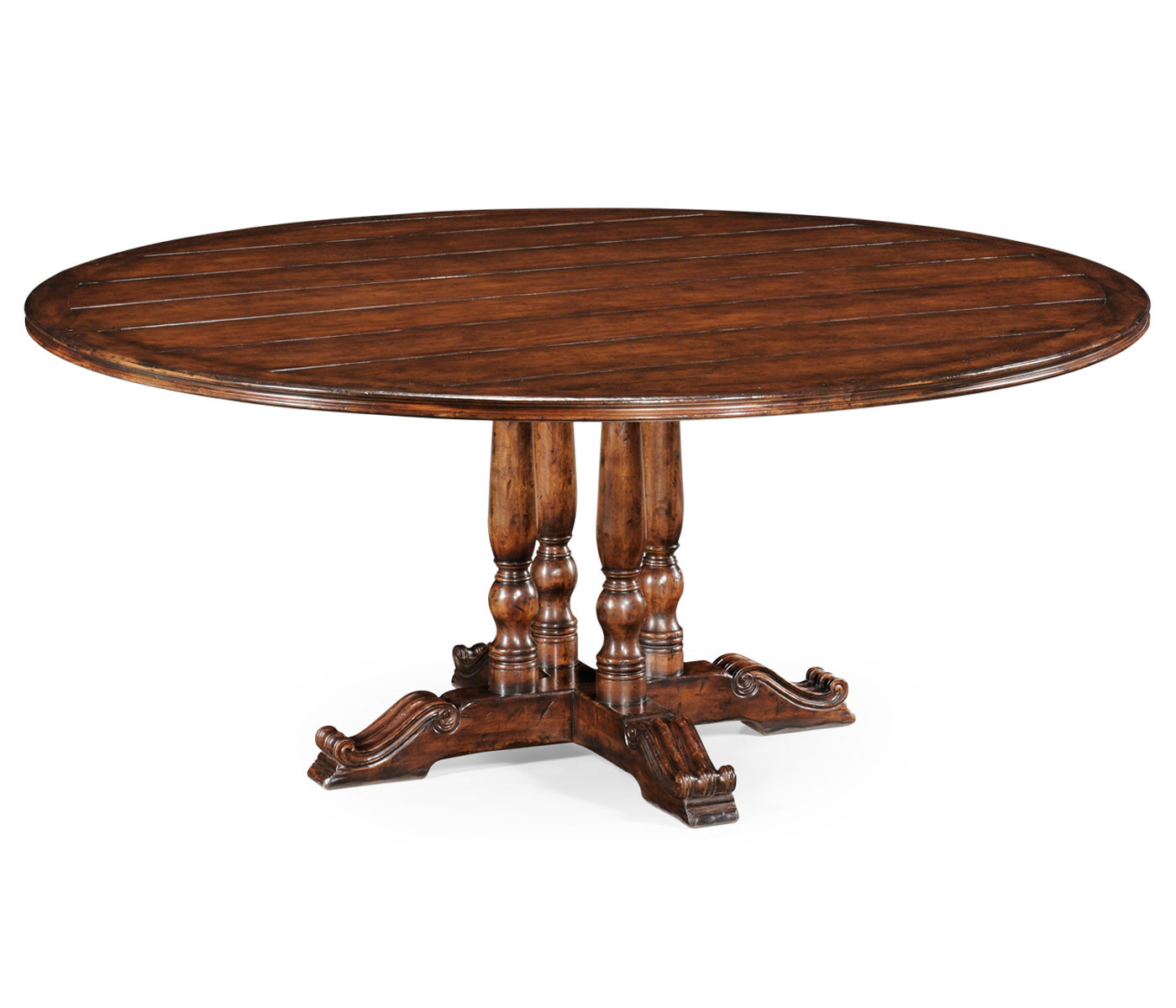 """Best ideas about Country Dining Table . Save or Pin 70"""" French round country dining table Now."""